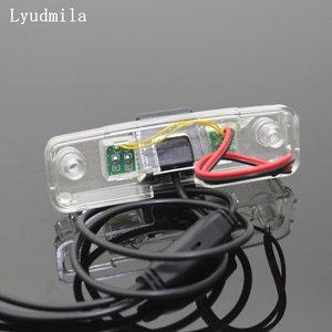 Image 4 - Lyudmila Car Intelligent Parking Tracks Camera FOR Subaru Forester SG / SH 2003~2013 / Car Back up Reverse Rear View Camera