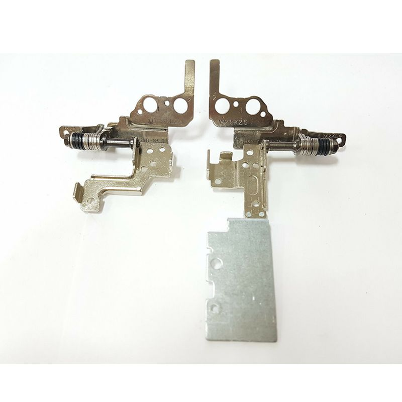 GZEELE 1 pair (Left & Right ) LCD Hinges Laptop Right & Left Hinge Set FOR <font><b>Dell</b></font> <font><b>Inspiron</b></font> <font><b>15</b></font> <font><b>7000</b></font> 7537 Touch image