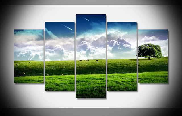 7362 fantasy nature images Poster Framed Gallery wrap art print home ...