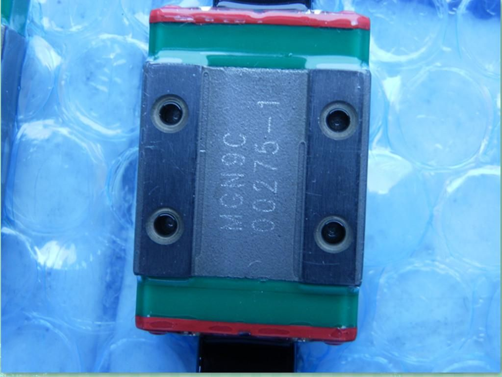 CNC HIWIN MGW15C Block linear guide from taiwan free shipping to argentina 2 pcs hgr25 3000mm and hgw25c 4pcs hiwin from taiwan linear guide rail