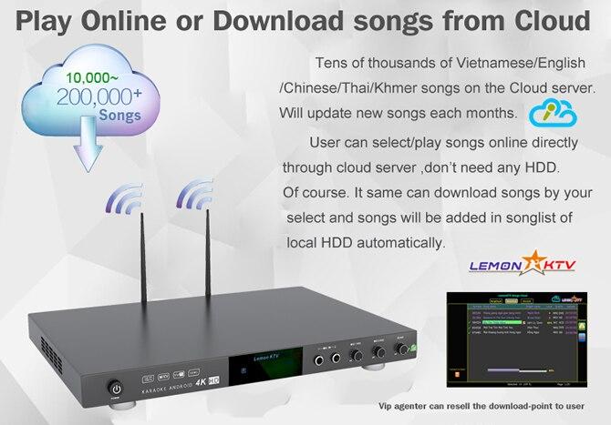 professional karaoke machine reviews online shopping 8866 6 professional android karaoke machine system play online english songs from cloud bulid in mic echo in