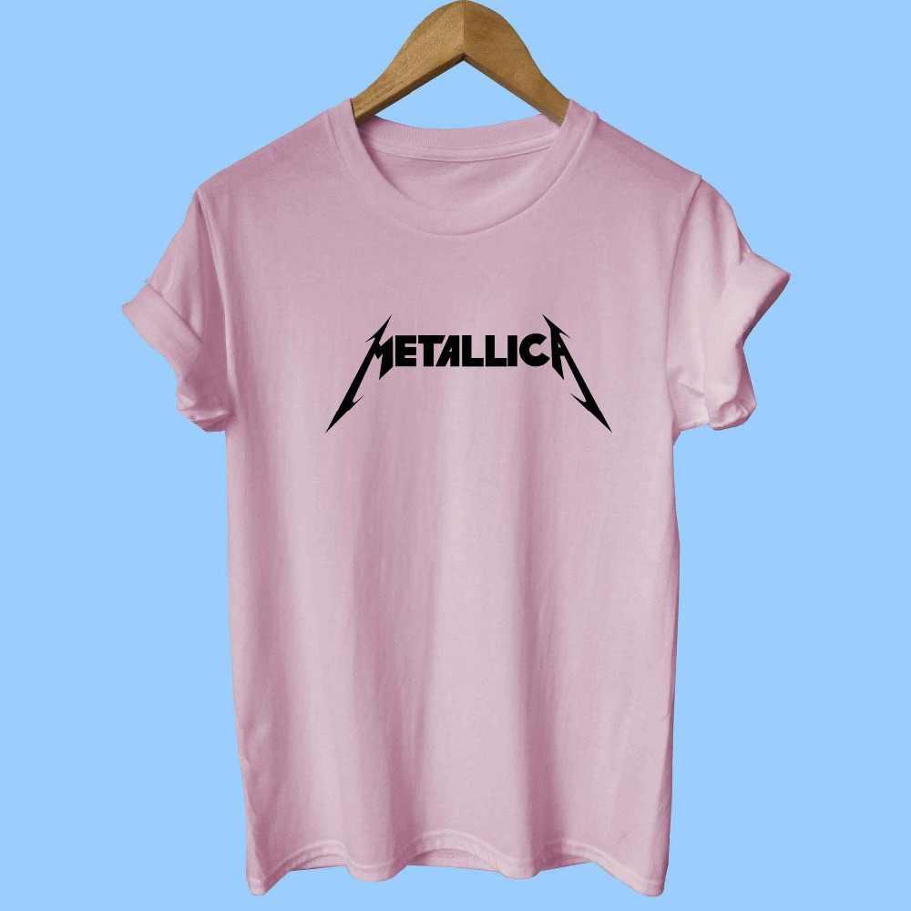 f267be6672fc James Hetfield t shirt Grade A rock tee shirt Metallica heavy metal music  Thrash Metal t
