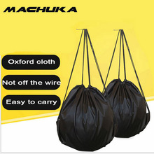 MACHUKA Outdoor Sports Shoulder Soccer Ball Bags Nylon Training Equipment Accessories durable Football Volleyball Basketball Bag