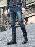 uglybros 03 motorcycle jeans motorbike moto motocross pants Men motorcycle trousers Knee protection motor pants
