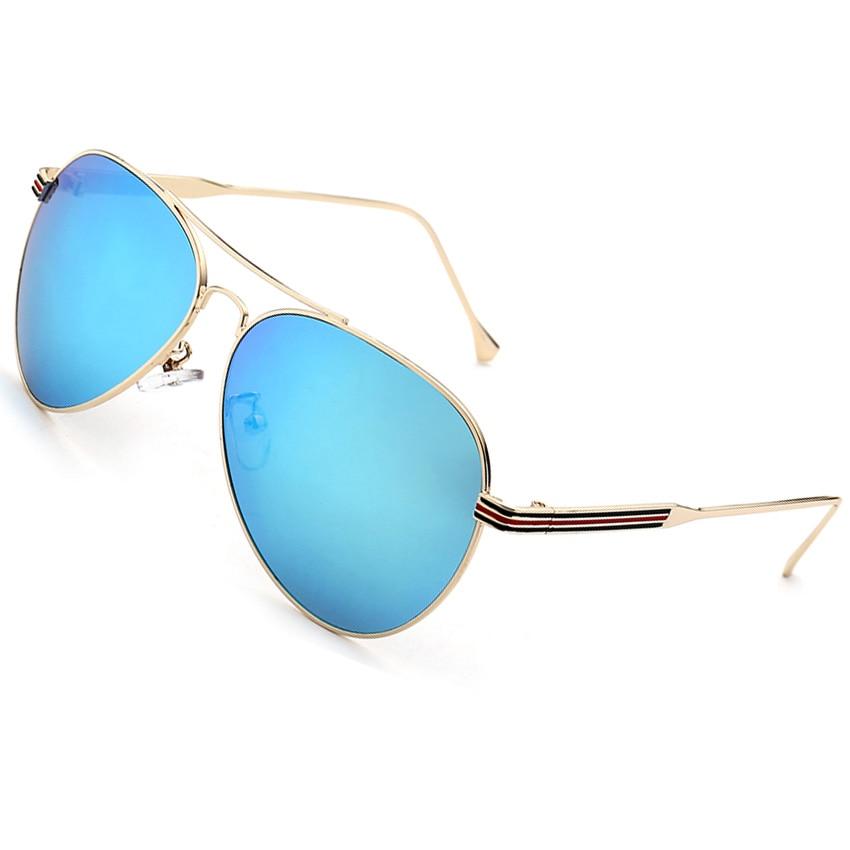 Vintage sluneční brýle dámské značkové značkové oválné slitiny rámu příležitostné řidičské brýle Unisex pánské sluneční brýle UV400