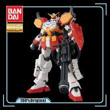 Bandai Mg 1/100 Nieuwe Mobiele Rapport Gundam Wing Eindeloze Wals XXXG 01H2 Armen Cusutom Effecten Action Figure Model Modificatie