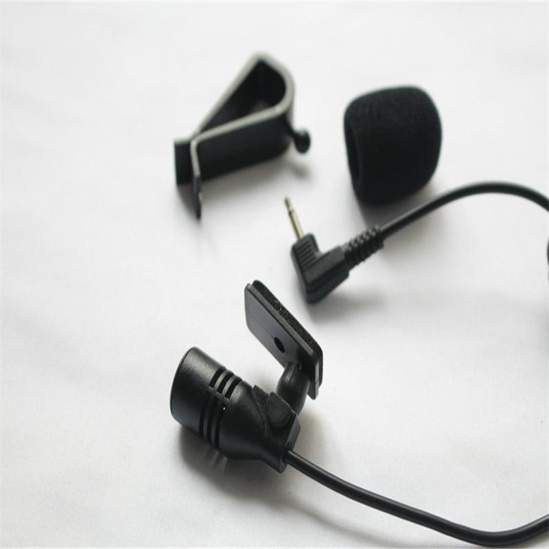 Linhuipad 3,5 mm mono avto zunanji mikrofon mini žični mikrofon DVD - Prenosni avdio in video - Fotografija 3
