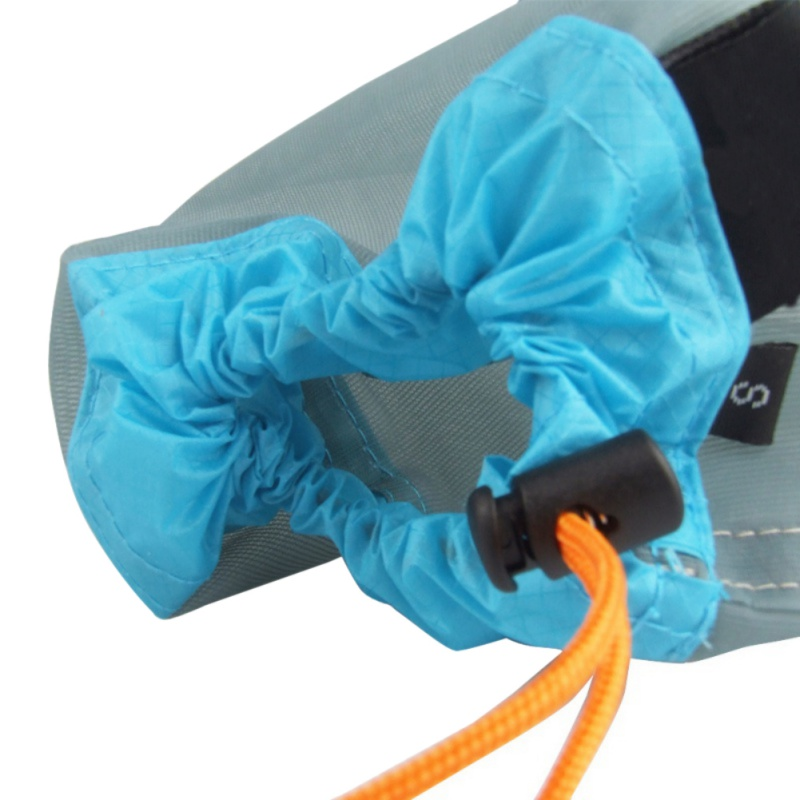 1b115a670d57 US $1.41 26% OFF|Ultralight Camping Sports Mesh Drawstring Bag Hiking  Climbing Stuff Sack Storage Laundry Bag S XXL-in Outdoor Tools from Sports  & ...