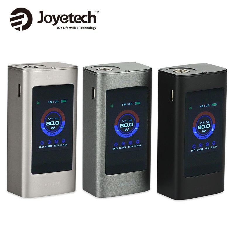 Original Joyetech Ocular 80W TC Mod Box Mod Bluetooth CTP touchscreen 80W Ocular Mod vs 150W Joyetech Cuboid/OCULAR C Mod ecig perseus 150w tc box mod