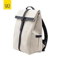 2019 Новый Xiaomi 90FUN Точильщик Оксфорд Повседневный Рюкзак 15,6 дюймов Сумка для ноутбука британский стиль рюкзак для мужчин женщин школьные для ...