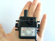 5pcs Water Pump 12v Small Submersible Pump upgrade 240LPH 3M 4 2W Portable long life For