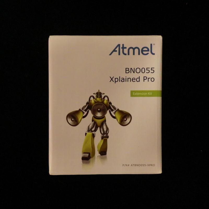 1 pcs x ATBNO055 XPRO Position Sensor Development Tools BNO055 Xplained Pro evaluation kit ATBNO055 XPRO