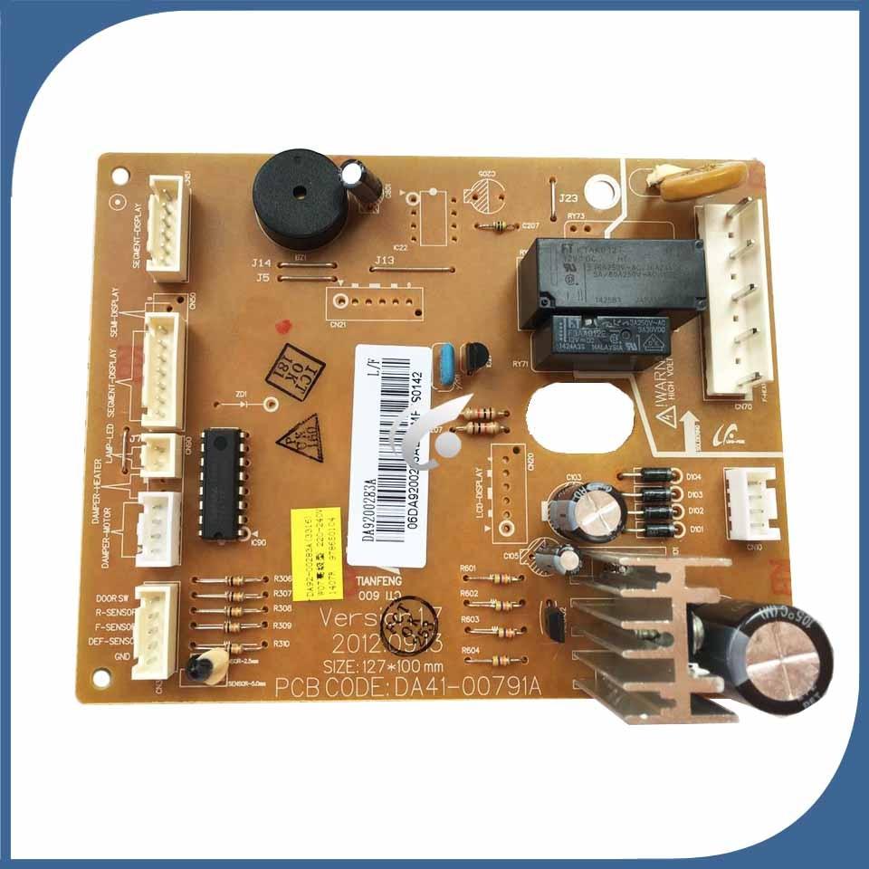 refrigerator pc board Computer board DA41 00791A DA92 00283A used board