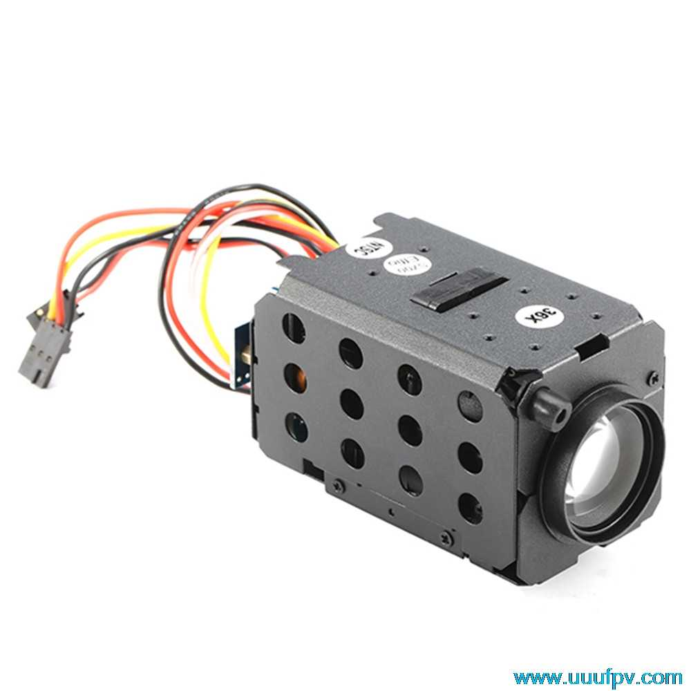 fpv 36x zoom camera 700ttl ccd pal / ntsc 1/4 sony optical camera for