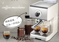 Italian Coffee Machine 20Bar Pump Espresso Machine Semi-automatic Espresso Coffee Maker Home Coffe Maker Commercial Milk Frother