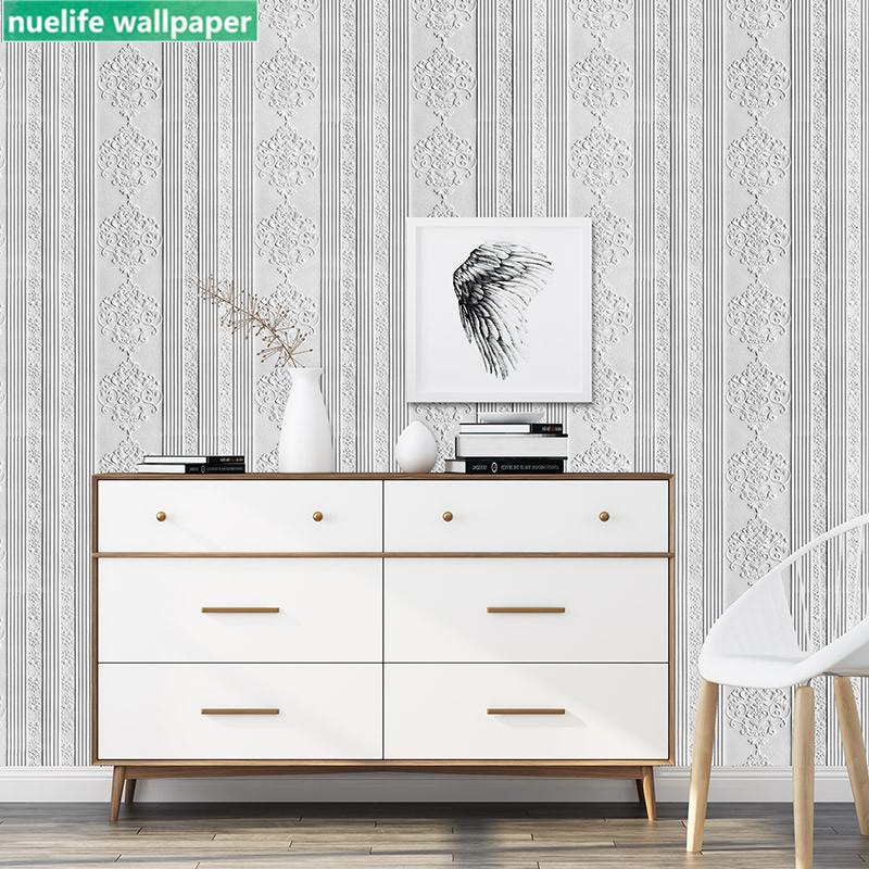 3D European flowers pattern foam brick wall stickers living room bedroom wedding room TV background wall soft package wallpaper in Wall Stickers from Home Garden