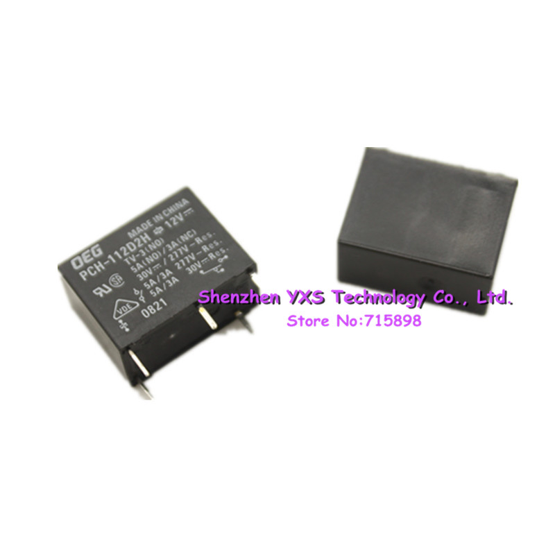 US $15 0 |10PCS/LOT PCH 112D2 Relay-in Replacement Parts & Accessories from  Consumer Electronics on Aliexpress com | Alibaba Group
