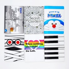 cool cartoon passport holders,Travel accessories passport cover, pu leather 3D Design 22 different styles for choose