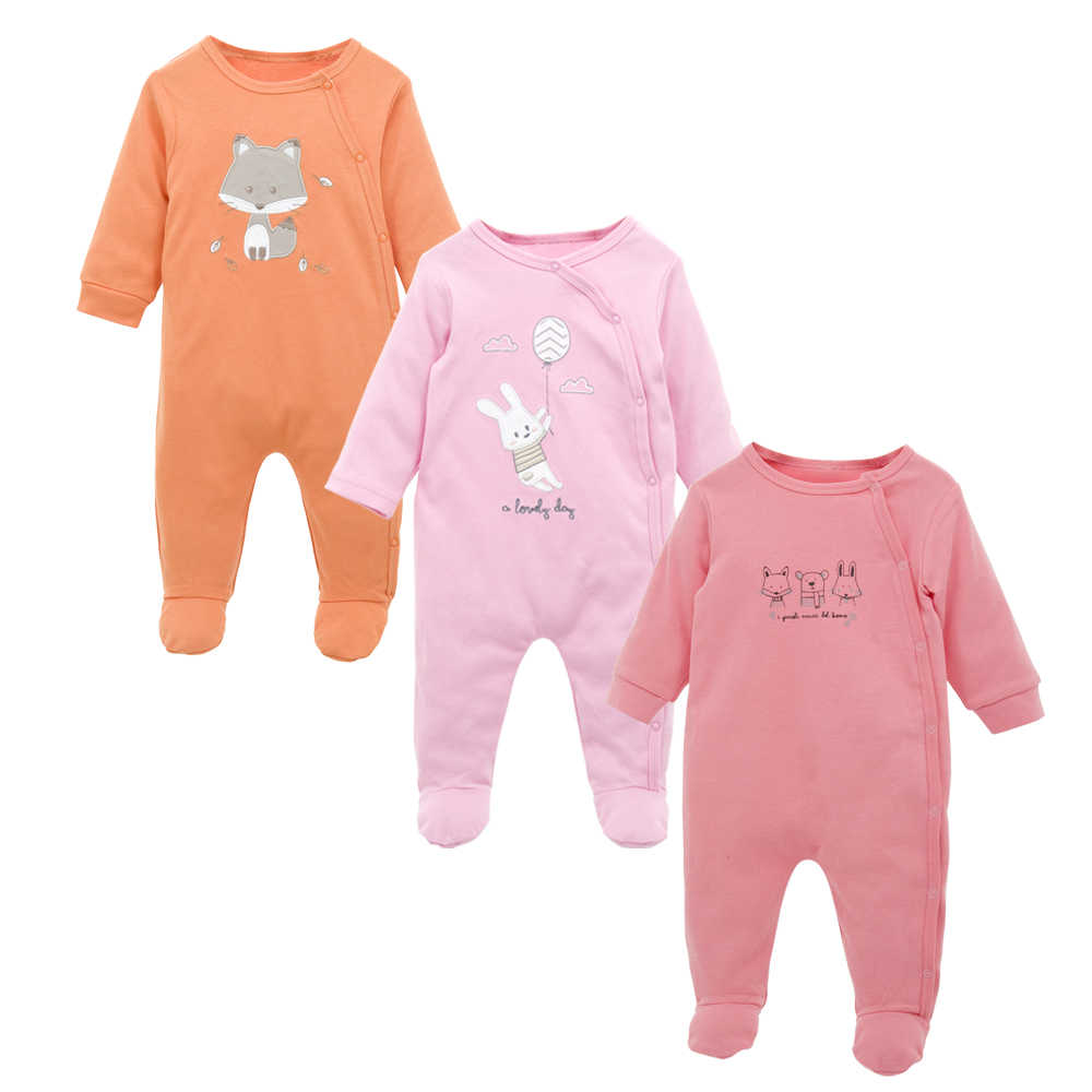 7de68f994f89 Detail Feedback Questions about 2018 Long Sleeve Baby Girl Rompers ...