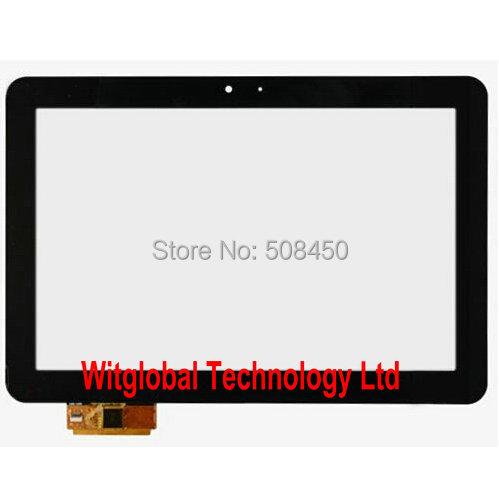 Original New 10.1 DNS AirTab M100qg Tablet touch screen digitizer Touch panel Sensor Glass Replacement Free Shipping new 7 inch tablet capacitive touch screen replacement for dns airtab m76 digitizer external screen sensor free shipping