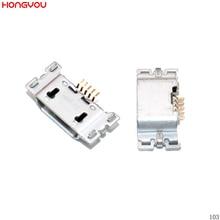 100 ชิ้น/ล็อตสำหรับ Sony Xperia C5 Ultra E5506 E5553 E5563 USB ชาร์จพอร์ตแจ็คชาร์จ Dock Socket Plug Connector