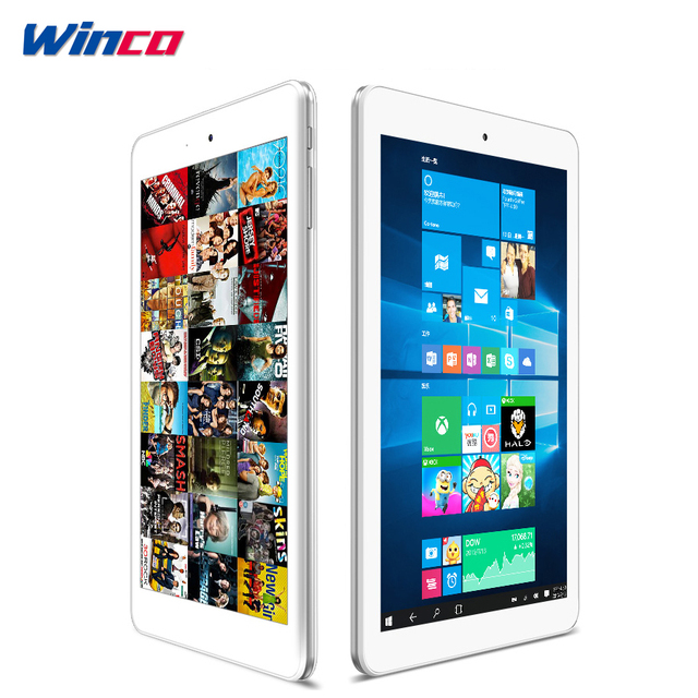 Cube iWork8 Air Pro Windows10 + Android 5.1 Tablet PC 8 Inch IPS 1920*1200 Intel Atom X5-Z8350 Bluetooth HDMI Camera 2GB 32GB
