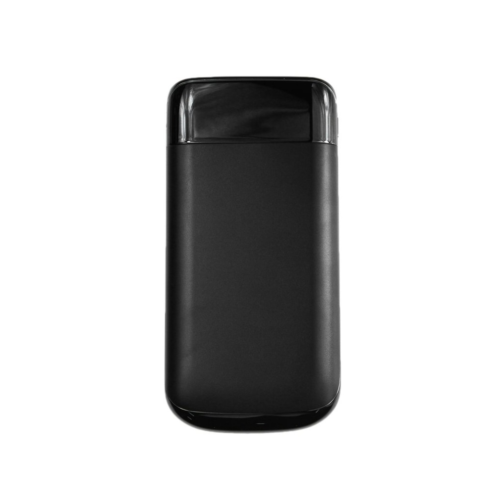 10000mAh Power Bank External Battery LCD Screen Display With LED Light Outdoor Portable Mobile Powerbank For Phones