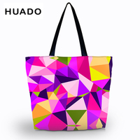 Beach Bags Large Capacity Foldable Grocery Bags Reusable Eco Friendly Supermarket Shopping Bag Travel Handbag