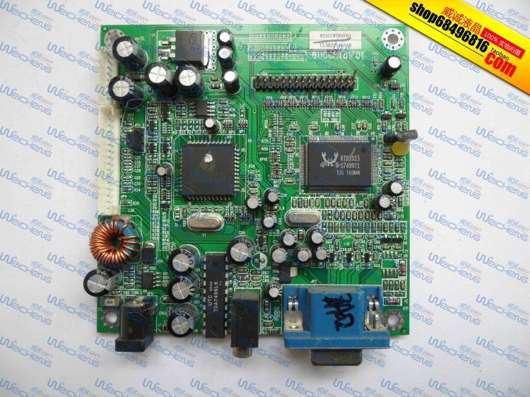 Free Shipping>811CCRT81F01 logic board 811CCRT81F01 driver board / motherboard-Original 100% Tested Working free shipping yimeixun env2219 lcd 2219 driver board 715g4032 m1a 000 004f motherboard original 100% tested working