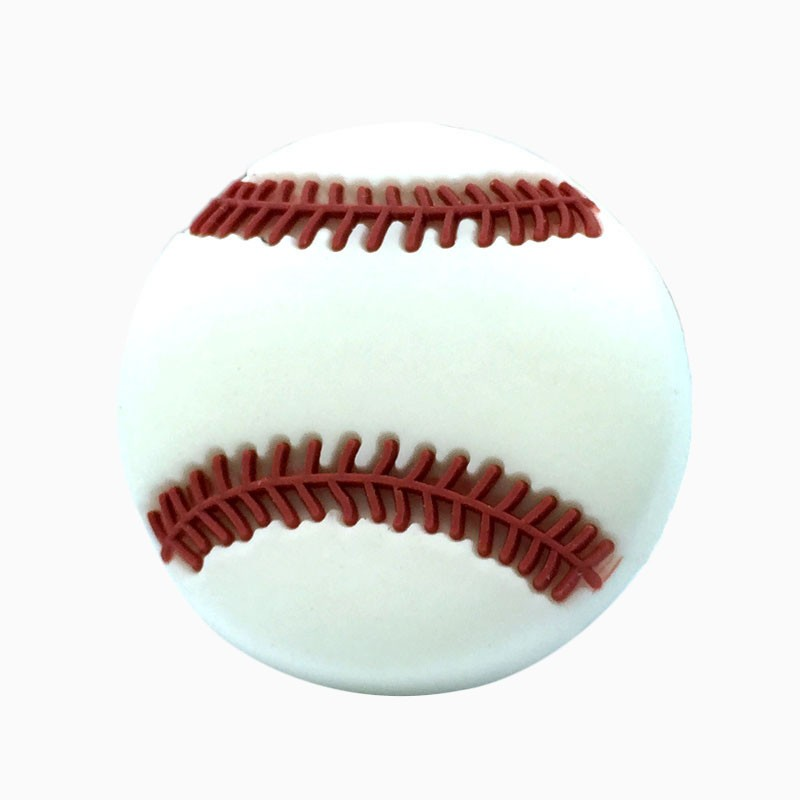 SOFTBALL SHOE CHARM FITS CROCS BAT /& BALL SHOE CHARM BASEBALL SHOE CHARM