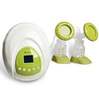 LED Dispaly כפול משאבת חלב חשמלית כיתה בית חולים אימהי חלב אם משאבת חלב משאבת יניקה גדולה ידיים כפולה חינם Plug ארה