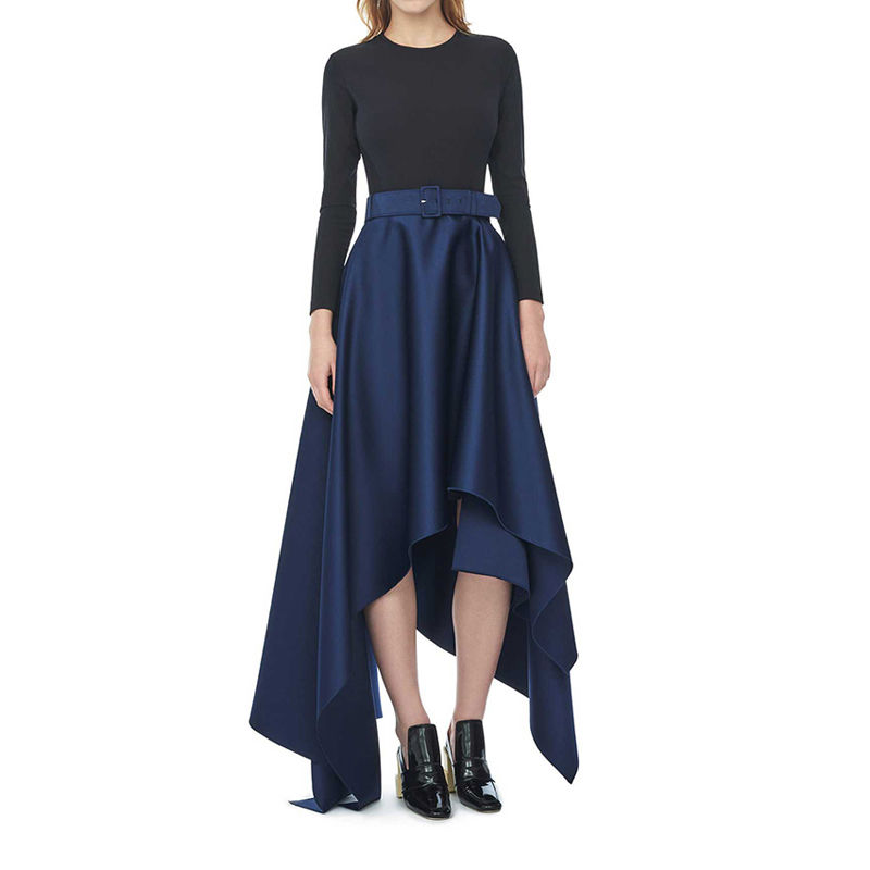 Compare Prices on Navy Blue Formal Skirt- Online Shopping/Buy Low ...