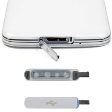 Cover Dust-Plug Mobile-Phone-Accessories SIANCS Usb-Charging-Port Waterproof Samsung
