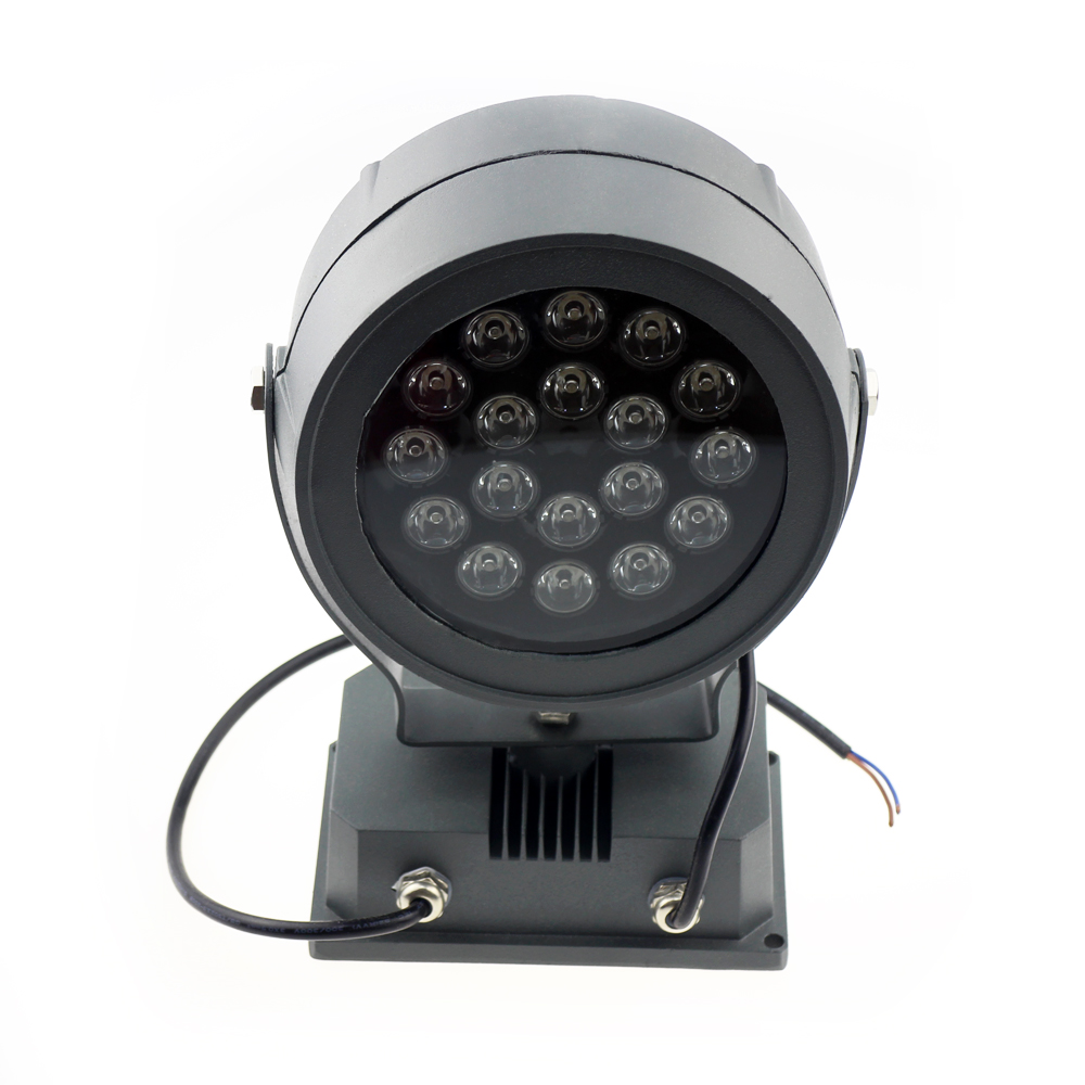 IP67 Waterproof LED Floodlight Gardern Spotlight 9W AC85-265V Outdoor Landscape Lamp Public Square Flood Light Projector ultrathin led flood light 200w ac85 265v waterproof ip65 floodlight spotlight outdoor lighting free shipping