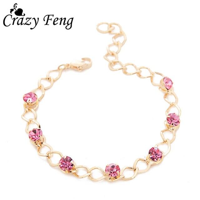 Bridal Bracelet Femme Gold...
