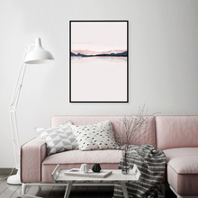 Abstract Mountains Canvas Poster Nordic Decoration Landscape Wall Art Print Painting Decorative Picture Scandinavian Home Decor