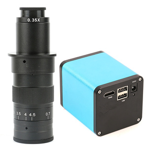 Image 2 - Autofocus Microscope HDMI Camera 1080P 60FPS SONY IMX290 High Speed Image Sensor 120/180X C Mount Lens For PCB Repair Review