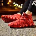 Nueva Felpa Cálido Otoño Invierno Unisex Zapatos de Deporte Casuales Mix Moda Hombres Mujeres Parejas de Estudiantes Zapatos Casuales Transpirable Zapatos de Los Planos
