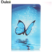 For Galaxy Tab E 9 6 T560 Leather Cases Leather Card Slot Stand Cover For Samsung