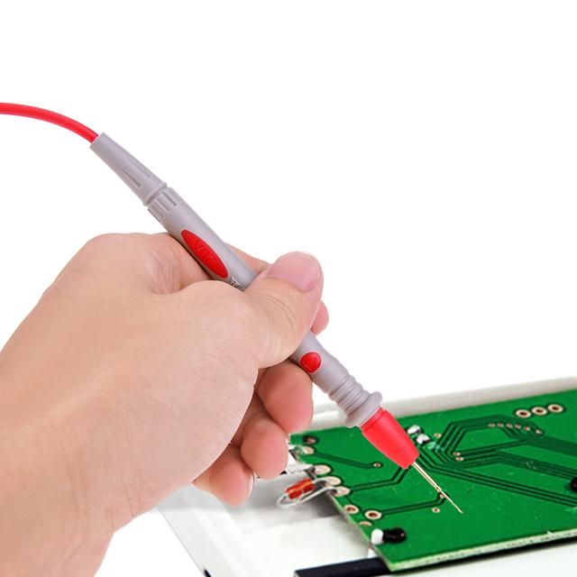Vastar 110cm Universal Multimeter Probe Test Leads For Digital Multimeter Feelers Multimeter Wire Cable Pen Tip