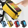 Para xiaomi redmi 4 3 s 3 s nota 3 pro/huawei p9 p8 lite/samsung galaxy s7 edge case capa malote do telefone móvel saco de bicicleta à prova d' água