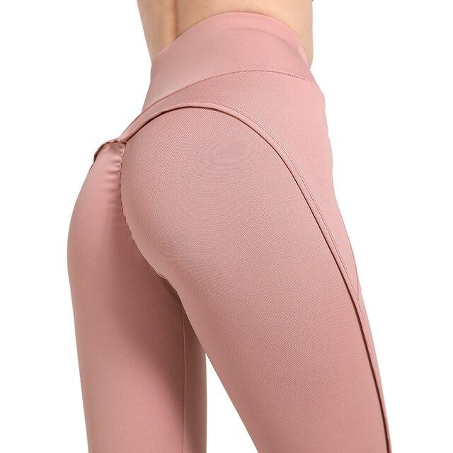 Women Workout Leggings Femme Fitness Clothing Push Up High Waist Lnggings Female Stripe Digital Print Leggings Pants