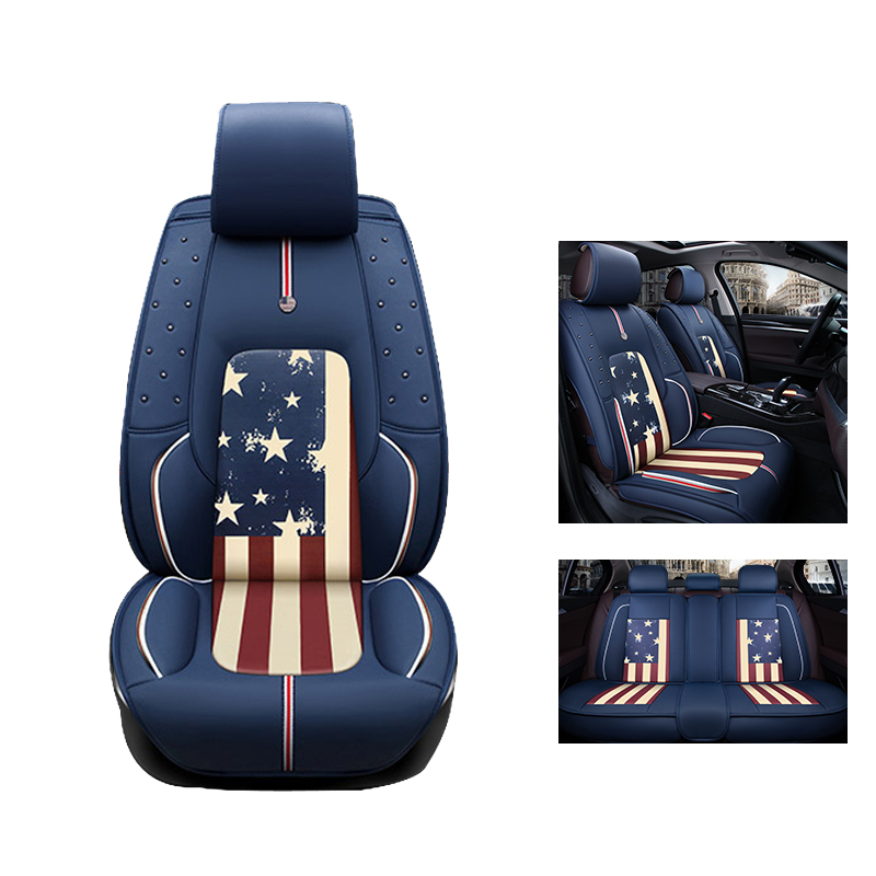 Car Seat Cover For Hummer H2 H3 Full Auto Interior Decoracars Accessories Styling Protector Seat