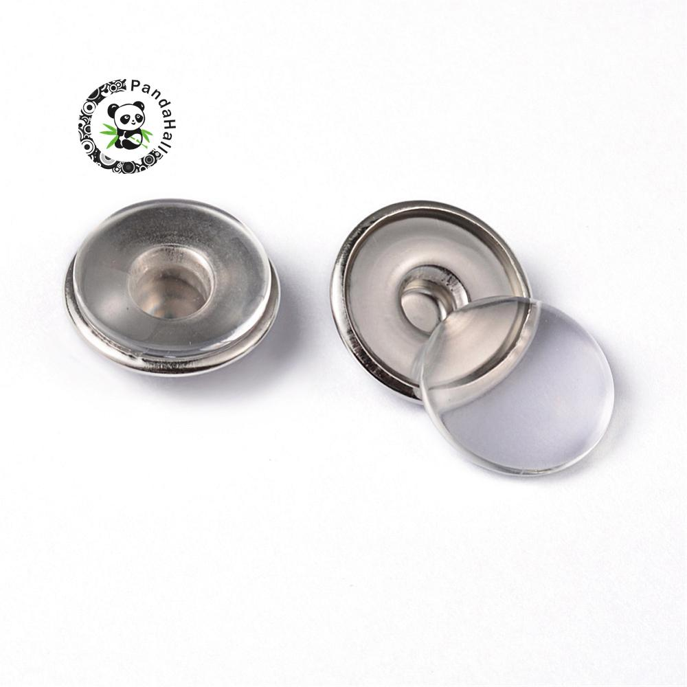 High quality Snap Button Making Brass Snap Buttons with Clea