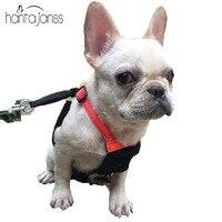 HANTAJANSS Nylon Cablaggio Del Cane per camminare e riflettente cinturino Morbido imbottito pet collare di cane harness guinzaglio Set pet dog Vest imbracature