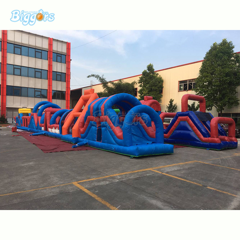 Inflatable obstacle course (3)