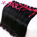 Wholesale 10 Bundles 7a Brazilian Straight Virgin Hair Natural Human Hair Weave Brazilian Virgin Hair Straight Soft,Thick Hair