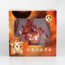 Naruto Pikachu Action Figure Toys Uzumaki Naruto Doll