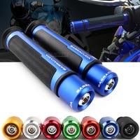 Universal 7 8 22MM CNC Motorcycle Handlebar Grip Handle Bar Motorbike Handlebar Grips Dirt Bike Motorcycles