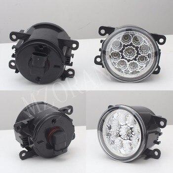 2 PCS auto-styling Nebel Lampen beleuchtung Led-leuchten Für FORD für TRANSIT TOURNEO TRANSIT CUSTOM FOKUS MK2/ 3 plattform Chassis FUSION